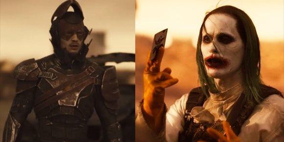 8. Snyder Cut: Zack Snyder explica cuánto tiempo pasa entre el final y la secuencia Knightmare dentro del Snyderverse