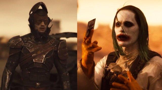 Snyder Cut: Zack Snyder explica el timeline de la secuencia Knightmare dentro del Snyderverse