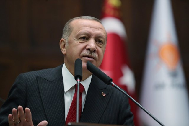 Archivo - Recep Tayyip Erdogan