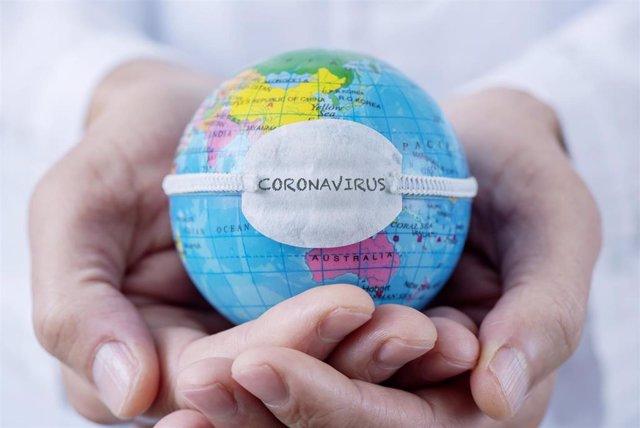 Coronavirus en el planeta.