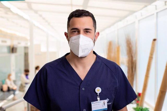 El urólogo, jefe de servicio de Urología de Quirónsalud Marbella Pablo Navarro Vílchez