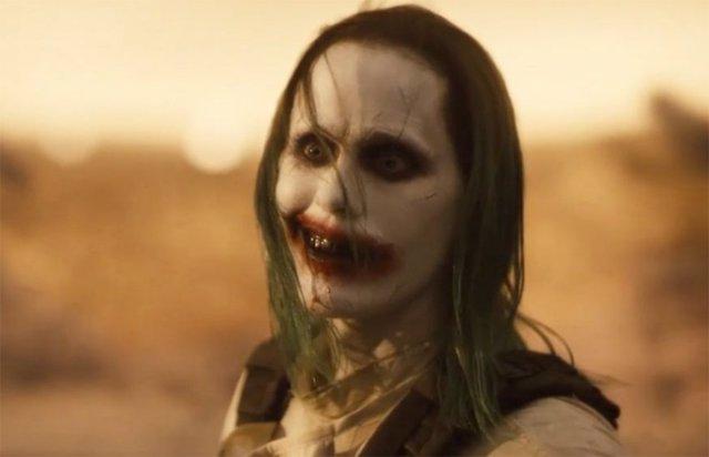 """VÍDEO: La escena eliminada del Joker en el Snyder Cut con su mítica frase """"vivimos en una sociedad"""""""