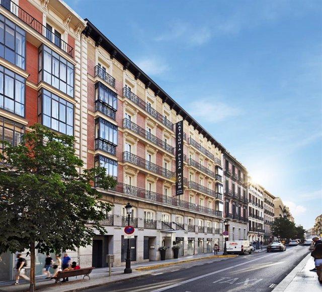 Archivo - Catalonia Hotels & Resorts Colaboración Con Las Autoridades Sanitarias.