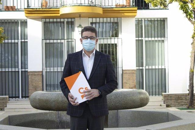 Manuel Bejumea, diputado provincial y concejal de Palomares por Cs