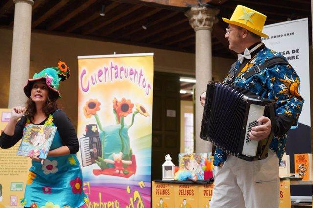 Una de las actuaciones dentro de los programas de la Diputación de Segovia.