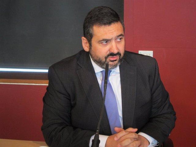Archivo - Alex Cruz, presidente de Vueling
