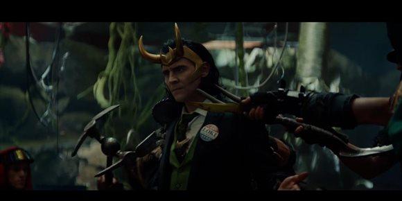 1. Loki llega a Disney+ el 11 de junio