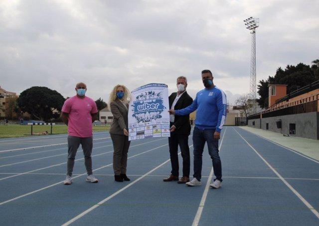 Presentación del I Maratón Solidario por Relevos