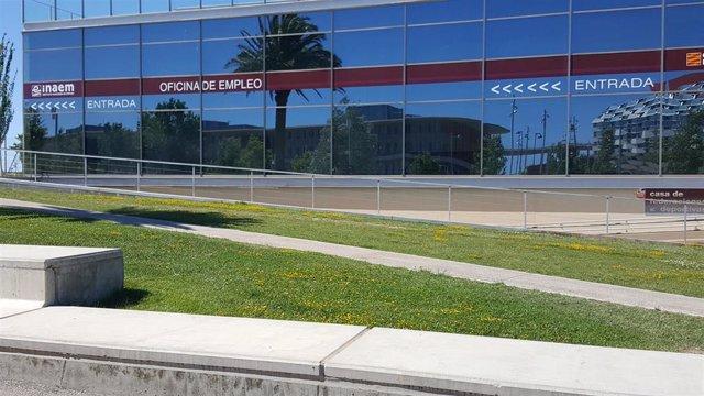 Archivo - Sede del INAEM.