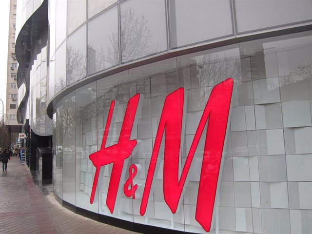 Archivo - H & M de Castellana 200