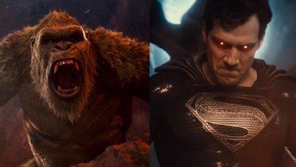 Godzilla vs. Kong supera al Snyder Cut de La Liga de la Justicia en visionados en HBO
