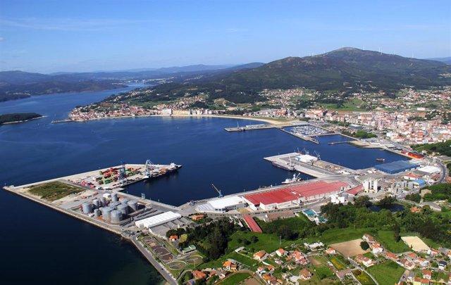 Archivo - Puerto de Vilagarcía de Arousa (Pontevedra)