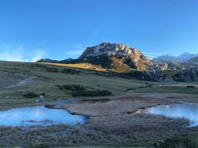 Archivo - Lagos de Covadonga.