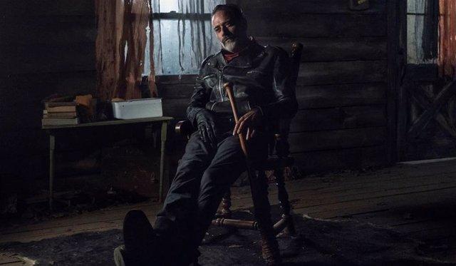 The Walking Dead: Jeffrey Dean Morgan, analiza el final de la temporada 10 ¿Qué significa esa risa de Negan?