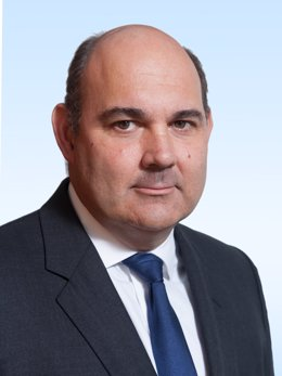 Archivo - Francisco Uría, socio de KPMG.