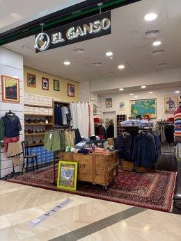 Tienda de El Ganso en Plenilunio