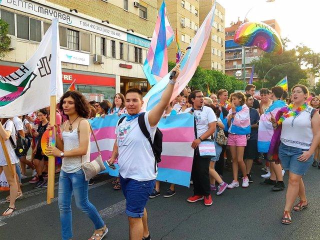 Archivo - Día Internacional de la Visibilidad Trans