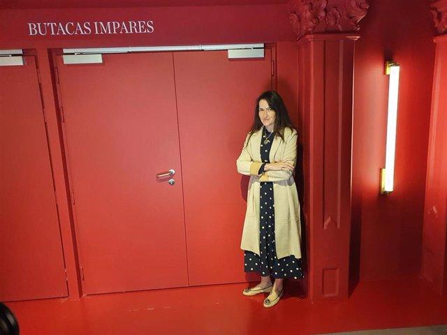 La presidenta del Real Patronato del Museo Reina Sofía y exministra de Cultura, Ángeles González-Sinde