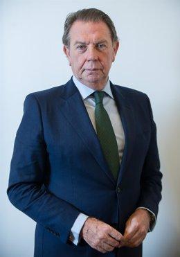 Archivo - Alberto Giménez Artés, presidente de la Fundación Economía y Salud