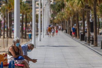 Los hoteles valencianos estuvieron llenos al 52,3% en Semana Santa, el 96% por viajeros de España