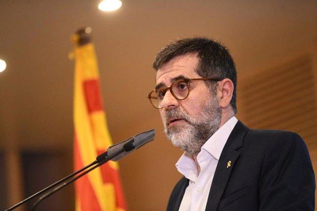 El secretari general de Junts, Jordi Sànchez (Arxiu)