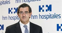 Archivo - Juan Abarca Cidón, presidente de HM Hospitales