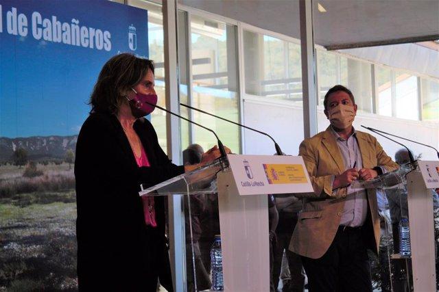 Ribera cree que no basta con rebajar trasvases y propone definir caudal ecológico y más inversión en desalación
