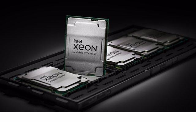 Procesadores escalables Intel Xeon de tercera generación con IA incorporada