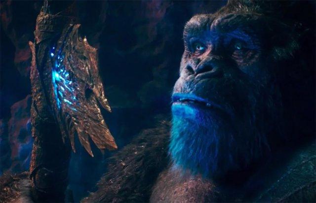 El hacha de King Kong en Godzilla vs Kong, explicada