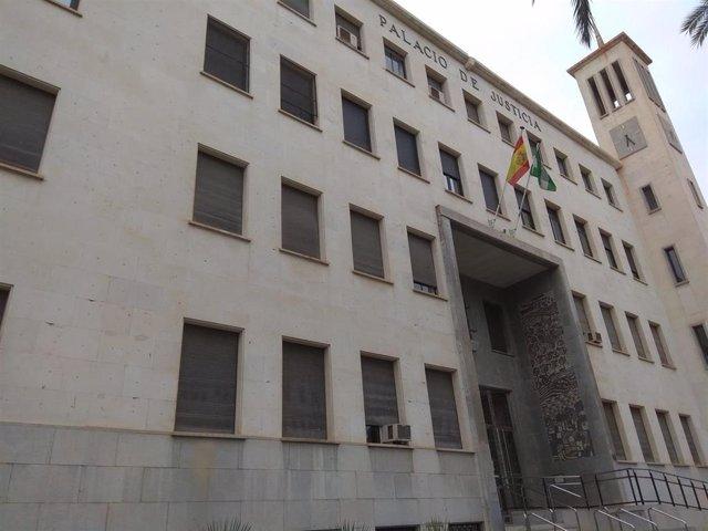 Archivo - Audiencia Provincial de Almería