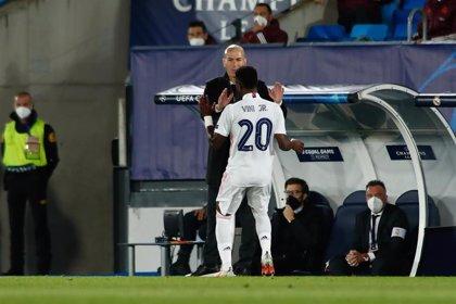 """Zidane: """"Este equipo no tiene límites, siempre quiere más"""""""