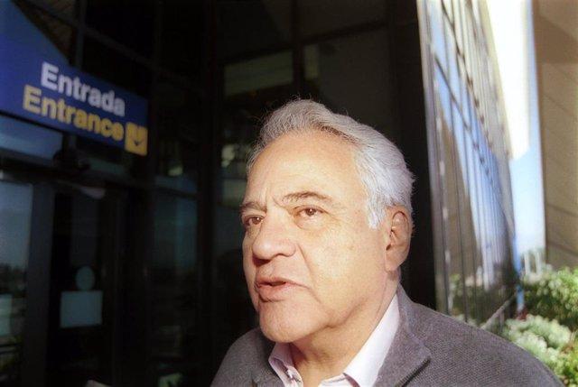 El expresidente de Bolivia Gonzalo Sánchez de Lozada