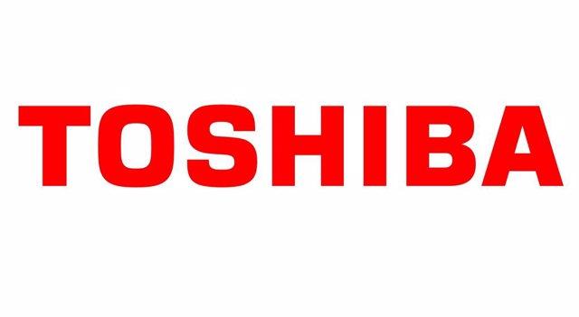 Archivo - Logo de Toshiba