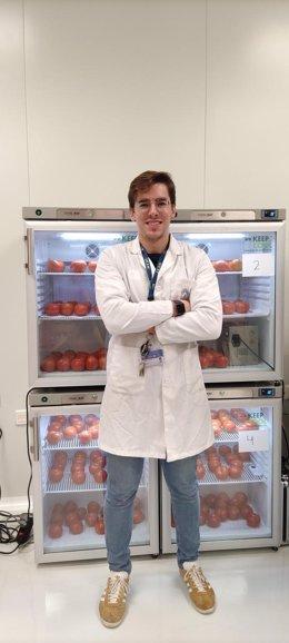 El investigador Ramiro Alonso