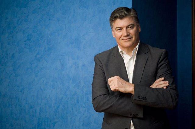 El president de PIMEC, Antoni Cañete. Foto d'arxiu.