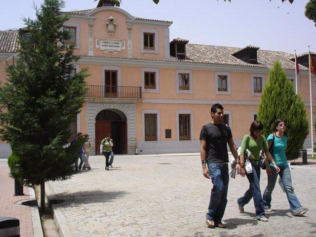 Archivo - Campus Fábrica De Armas, Toledo