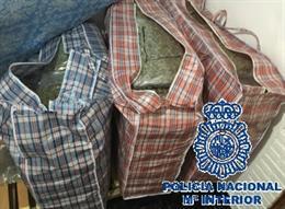 Cinco detenidos en Almuñécar por comerciar con estupefacientes con destino Alemania a través de coches de alquiler