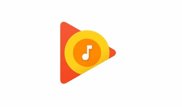Logo del servicio Play Music
