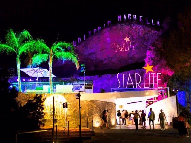 Archivo - Festival Starlite de Marbella