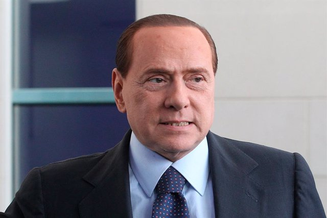 Archivo - FILED - 12 January 2011, Berlin: Silvio Berlusconi, then Italian prime minister, is pictured during a visit to the Federal Chancellery in Berlin. Berlusconi has gone to hospital for an examination, a spokesperson for his party Forza Italia said