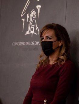 Patricia Rueda, diputada nacional de Vox por Málaga