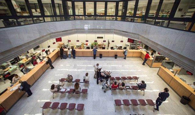Archivo - Oficina de la Agencia Tributaria de Andalucía