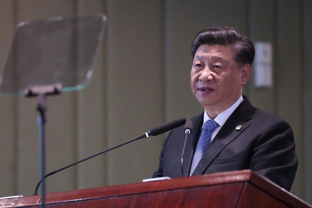 Archivo - El presidente de China, Xi Jinping