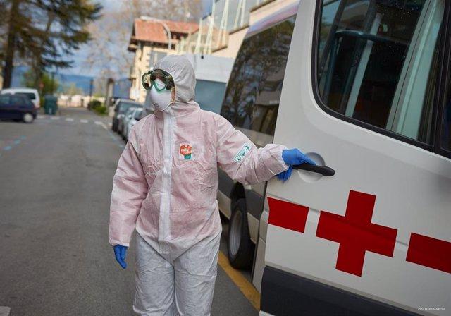 Un Año Del Plan Cruz Roja Responde Ante La Covid 19 Cruz Roja Navarra