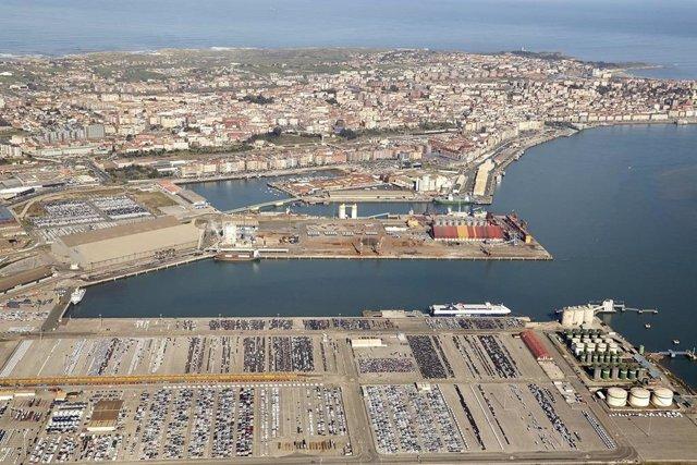 Archivo - Puerto de Santander.- Archivo