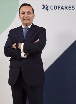 Eduardo Pastor presidente de Cofares