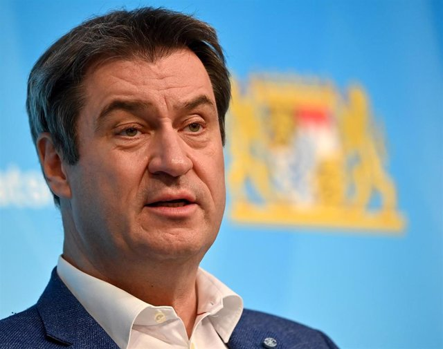 Markus Soeder, jefe del Gobierno de Baviera