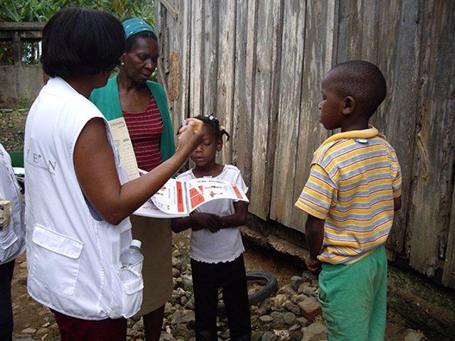 Archivo - Cooperación contra la chikungunya
