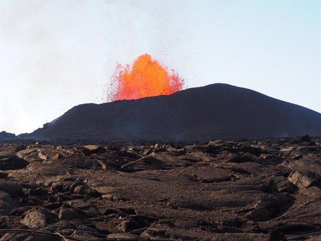 Erupción del Kilauea en 2018