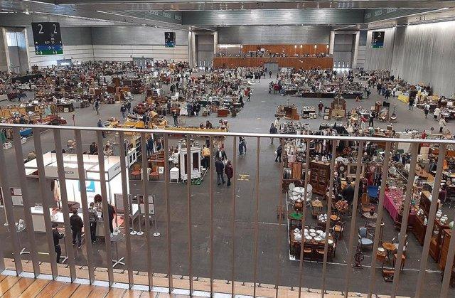 Archivo - Feria Desembalaje en el BEC de Barakaldo (Bizkaia) (archivo)